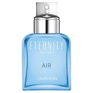 Calvin Klein Eternity Air for Men 100ml EDT £41.40 free delivery @ Look Fantastic