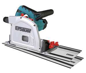 ERBAUER Electric Plunge Saw 240V £108.33 at Screwfix