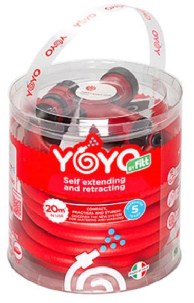 YOYO Self Extending & Retracting Garden Hose - 20m + 5 Year Guarantee - £15 + Reserve & Collect @ Homebase
