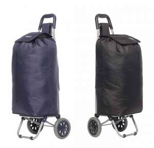 Hoppa Lightweight Shopping Trolleys for £9.99 (free click and collect) @ Ryman