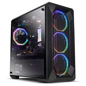 CCL Delta Pro Gaming PC NEW: Ryzen 1600AF 6Core 12 thread / RX580 / 240GB SSD from £532