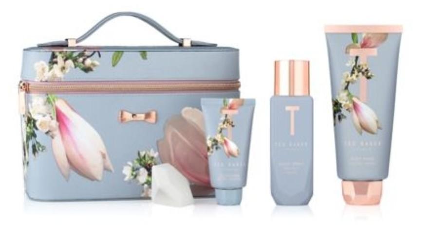Ted Baker OPULENT CRUSH Vanity Case Gift £22.40 Free C&C @ Boots