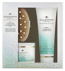 Champneys Professional Collection Firming Heroes Gift Set £13.33 Free C&C @ Boots