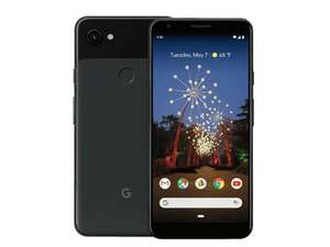 Google Pixel 3a XL 64GB - Just Black Smartphone (+ Free Case) £344 @ BT Shop