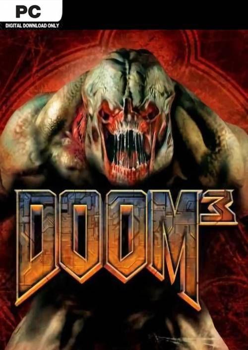 [Steam] DOOM 3 (PC) - 99p @ CDKeys