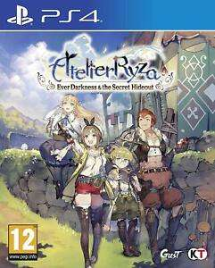 Atelier Ryza: Ever Darkness & the Secret Hideout PS4 £27.95 ebay / evergameuk