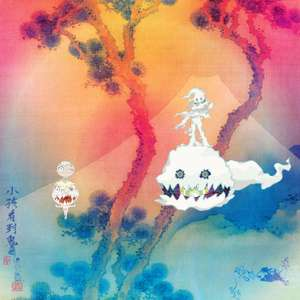 KIDS SEE GHOSTS [VINYL] £10.98 prime / £13.97 @ Amazon
