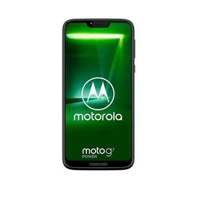 "Grade B Motorola Moto G7 Power Ceramic Black 6.2"" 64GB 4G Unlocked & SIM Free Smartphone £99 @ Laptops Direct"