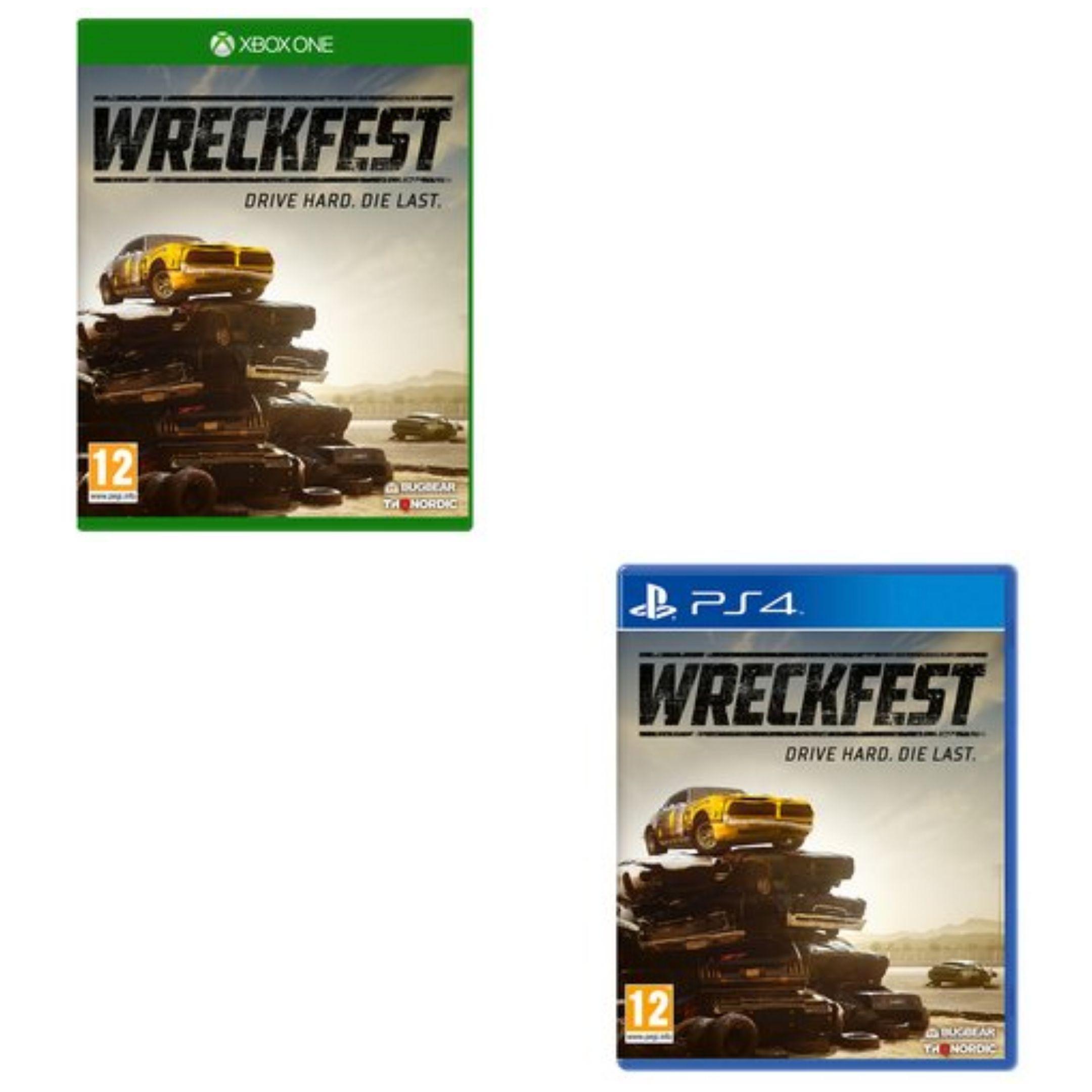 [Xbox One/PS4] Wreckfest - £19.99 delivered/C&C @ Smyths