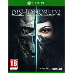 [Xbox One] Dishonoured 2/The Evil Within Ltd. Edn./Dishonord Definitive Edn. For £3.95 Each @ The Game Collection