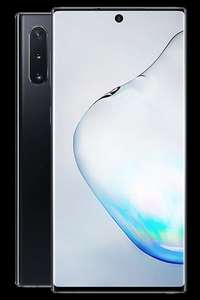 Samsung Galaxy Note 10 30GB EE Data - £33pm (24 months) £99 Upfront - Total £891.99 @ Affordable Mobiles (Potentialy £791.99 after Cashback)