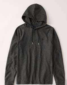 Abercrombie & Fitch 70% off sale e.g Icon Hooded Tee £17.60 delivered