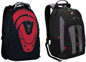 "Wenger Ibex Backpack - 17"" - £25 // Wenger SkyScraper 16"" Backpack - £20 with code + Free Click & Collect @ Robert Dyas"