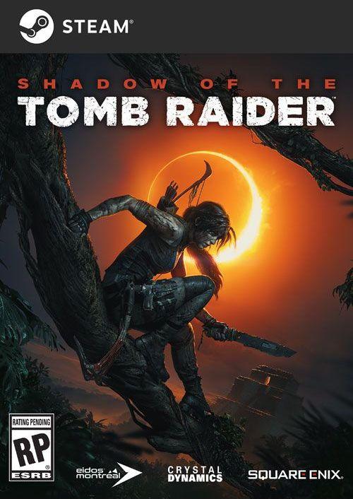 Shadow of the Tomb Raider PC £7.69 at CD Keys
