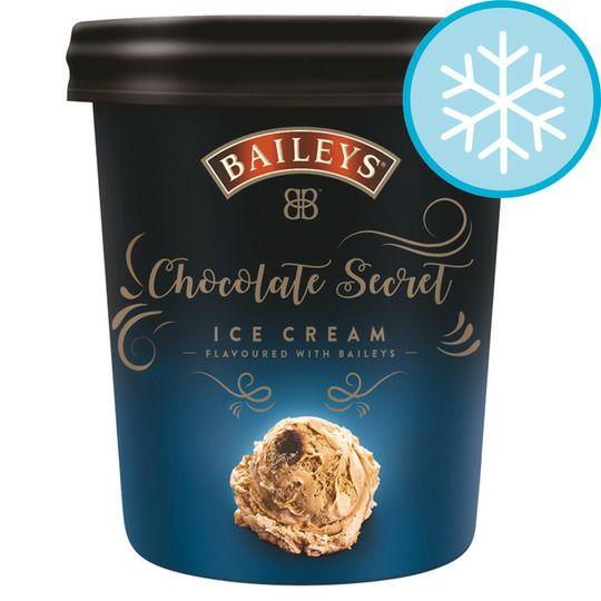 Baileys Chocolate Secret Ice Cream £1.50 Heron foods Corby