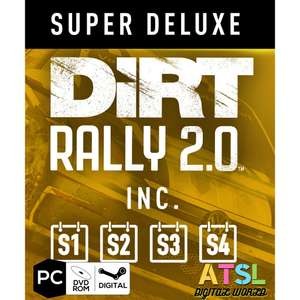 Dirt Rally 2.0 - Super Deluxe Edition PC - Digital Download - £13.49 @ CDKeys