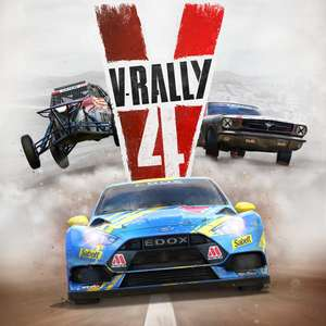 VRally 4 - £9.99 @ Steam Store