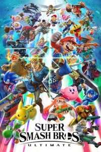 Super Smash Bros Ultimate Nintendo Switch - £43.99 at Currys PC World