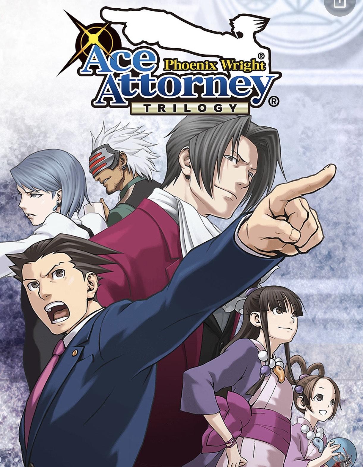 Phoenix Wright: Ace Attorney Trilogy (3DS) £8.24 @ Nintendo eshop