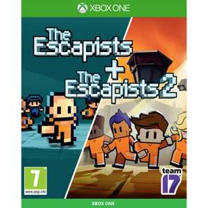 The Escapists + The Escapists 2 (Xbox One) - £10.95 Delivered @ The Game Collection