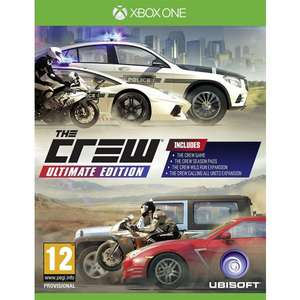 The Crew Ultimate Edition Xbox One - £6.95 Delivered @ The Game Collection