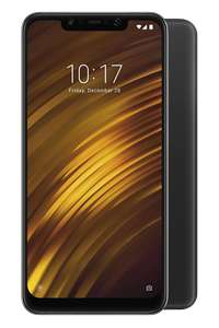 Xiaomi Pocophone F1 128GB Black 24GB Vodafone Data - £28pm (24 months) £672 @ Affordable Mobiles (£9.25pm after redemption and TopCashback)