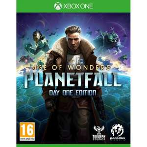 Age of Wonders: Planetfall Day One Edition [Xbox One] £8.95 @ The Game Collection