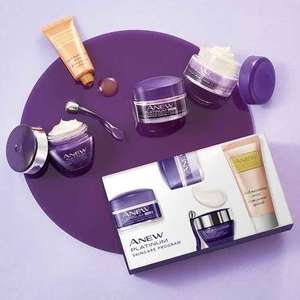 Anew Ultimate Skincare Trial Kits - £12.50 delivered @ Avon