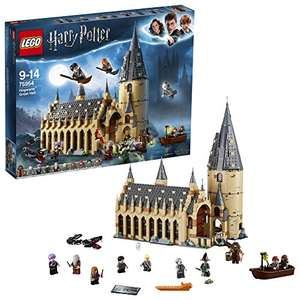LEGO Harry Potter 75954 Hogwarts Great Hall £67.53 delivered at Amazon Germany