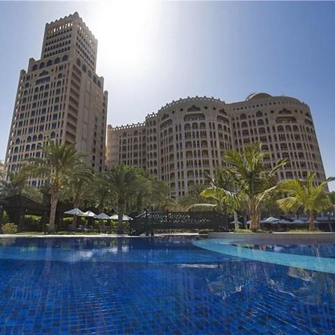 5* Waldorf Astoria Ras Al Khaimah £113.40 a night HB ( £56.70 pppn ) Aug/Sep 20
