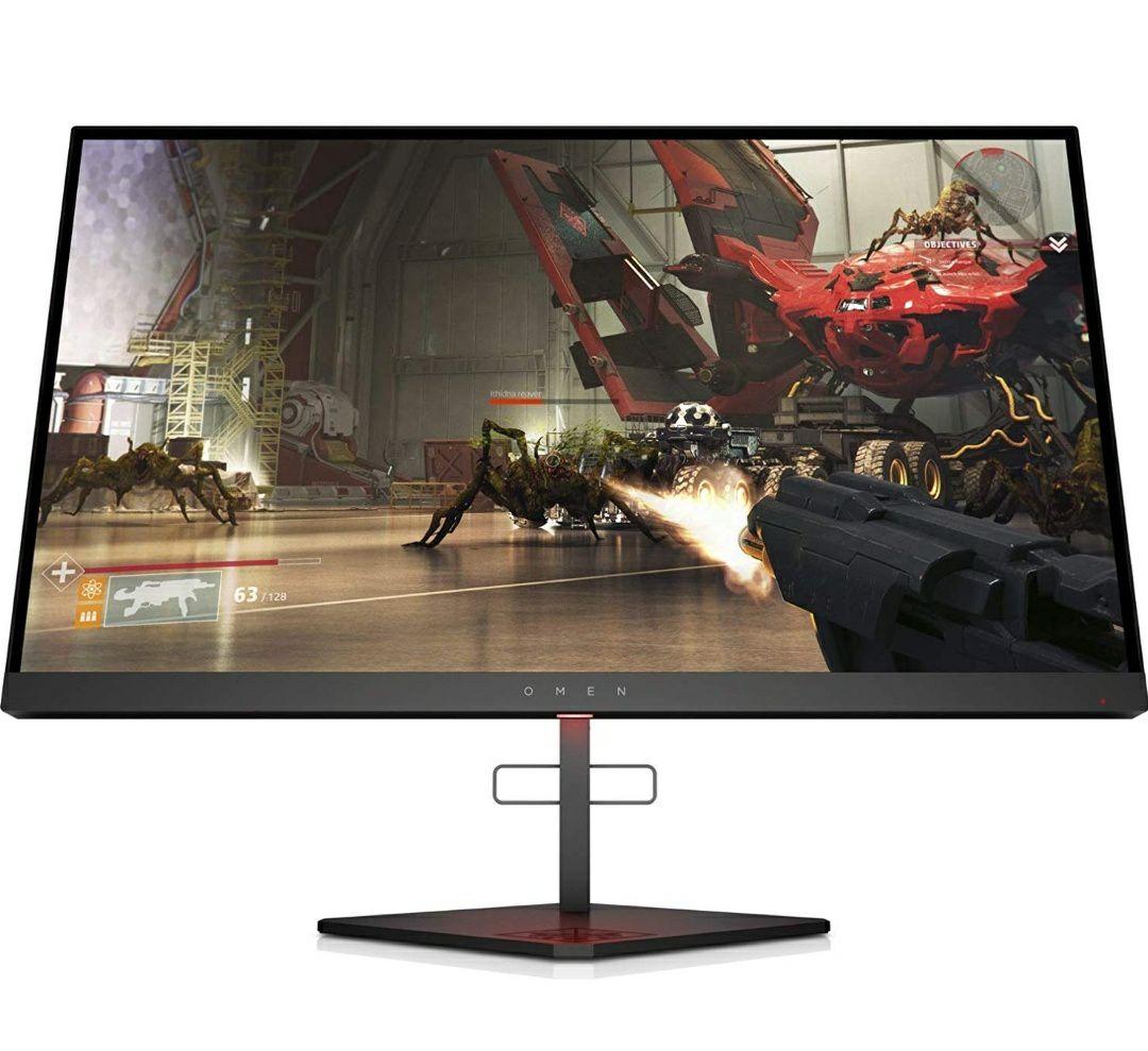 OMEN X 25f (24.5 inch / FHD 240Hz) gaming monitor, 1ms response time, adaptive sync, black €279 / £267.62 @ Amazon.DE