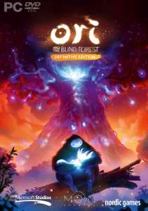 Ori and the Blind Forest Definitive Edition [PC Code - Steam] £3.74 Amazon