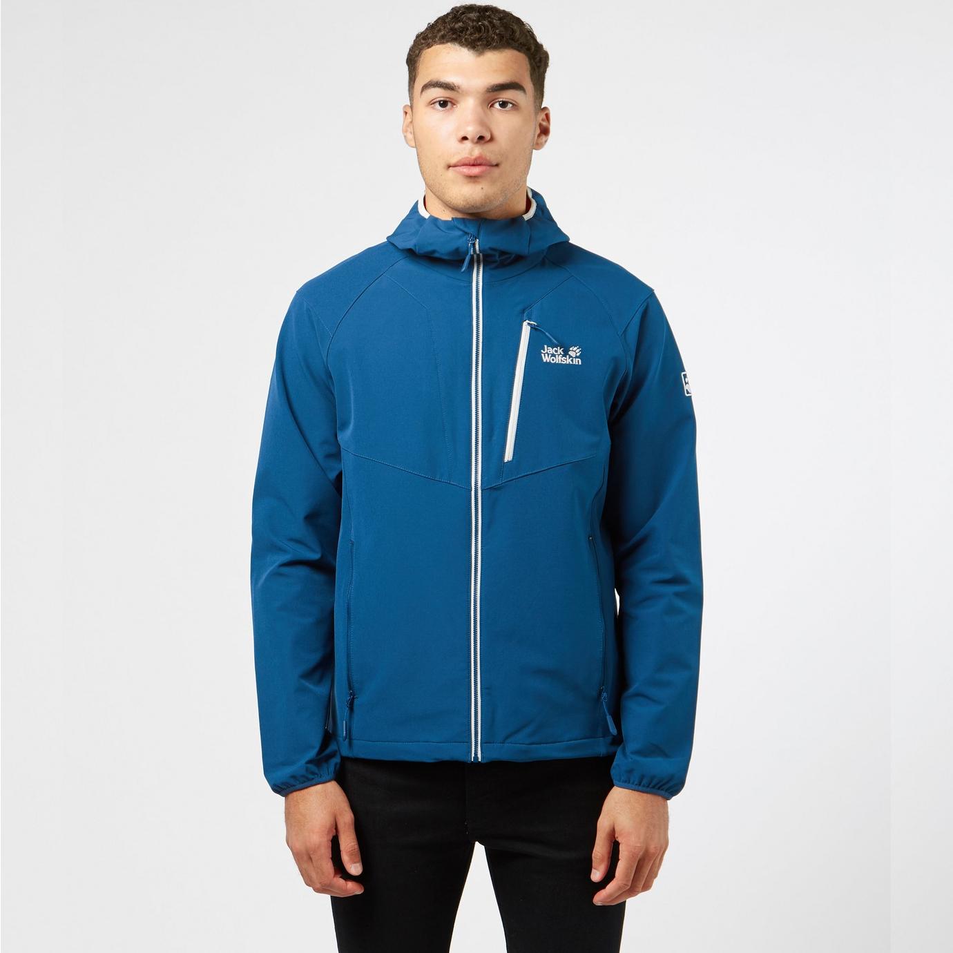 Jack Wolfskin Kanuka Point Zip Through Jacket now £54.10 click & collect @ Scotts Menswear