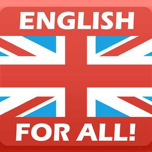 English for all! Pro (4.4*, 100K Downloads) - Google Play App