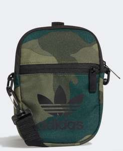 Adidas Camo Festival Bag Now £7.18 with code (Free click & collect or £3.99 delivery) @ Adidas