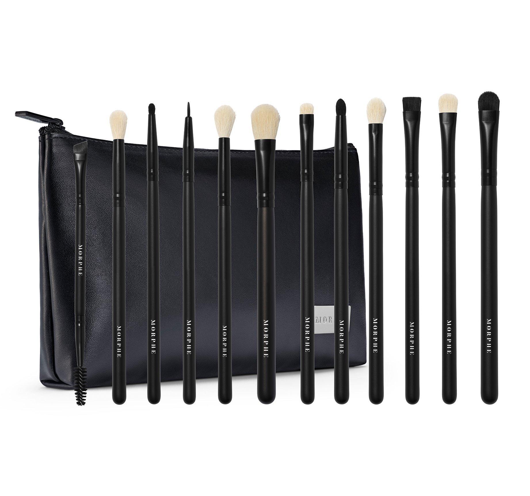 Morphe Eye Obsessed Brush Collection (12 brushes) - £15 / £20 Delivered @ Morphe