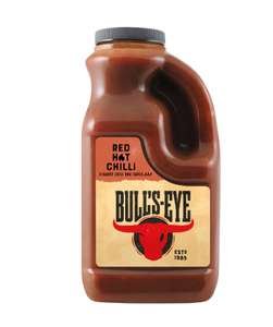 Bull's-Eye red hot chilli 2L £1.99 @ Poundstretcher - Leicester