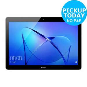 "Huawei Mediapad T5 10.1"" FHD 16GB 5MP WiFi Android Tablet, £113.99 with code at Argos / ebay"