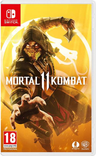 Mortal Kombat 11 £20.85 delivered at Shopto