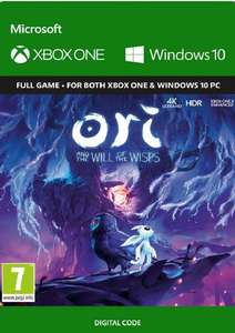 Ori & the Will of the Wisps Xbox One / PC £19.89 at CDKeys