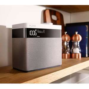 Manufacturer Refurbished Pure Pop Maxi DAB DAB+ Digital Radio FM Tuner Bluetooth Speaker Grey £42.99 @ Electrical Deals