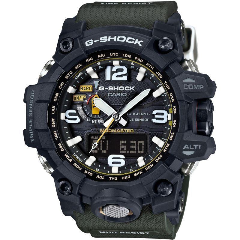 Casio G-Shock Mudmaster Triple Sensor Atomic GWG-1000-1A3 GWG1000-1A3 Men's Watch £354.19 delivered @ Creation watches