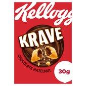 Kellogg's Krave Chocolate Hazelnut 30g @ Heron Foods - Hull -29p Or 5 For £1