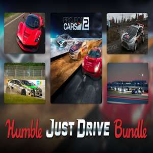 Humble Just Drive Bundle - from £1.00 - Humble Store