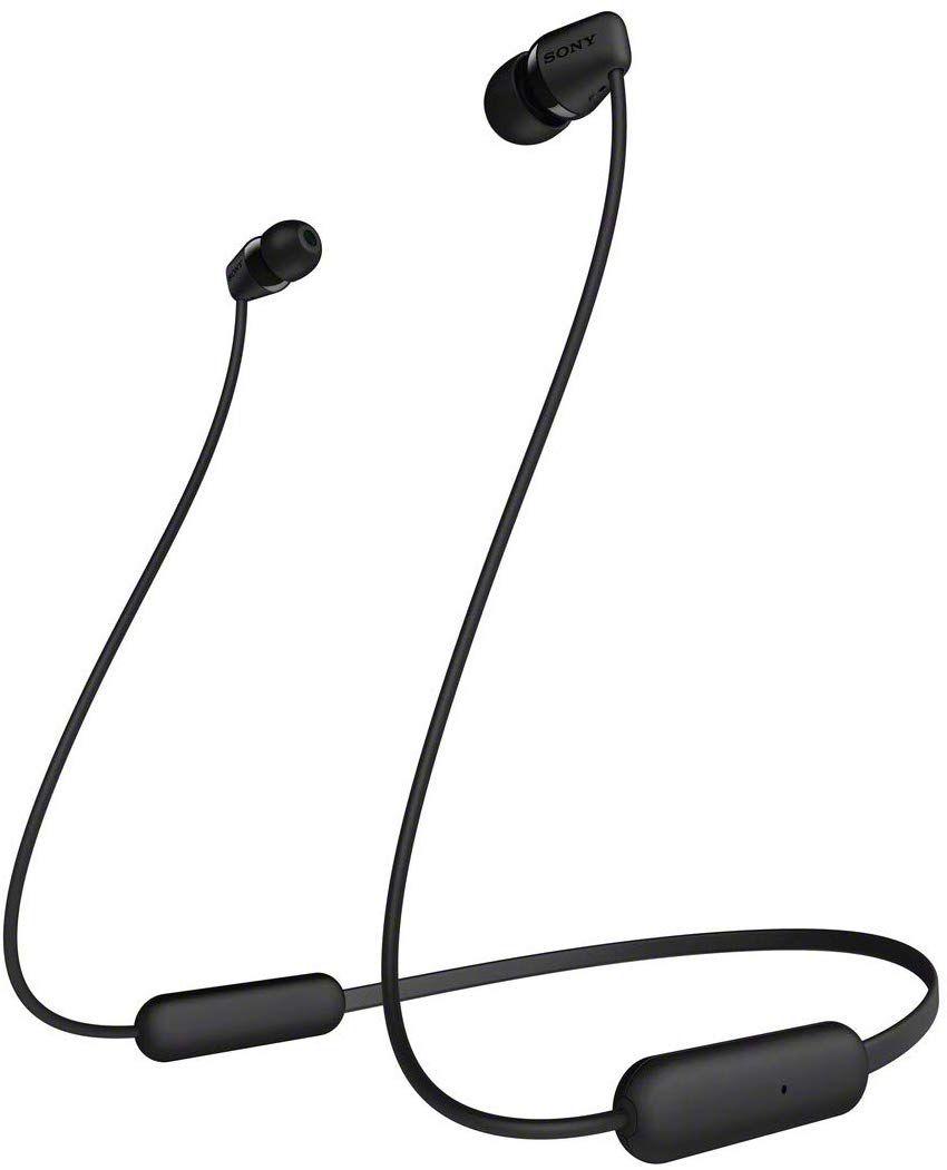 SONY WI-C200 Wireless Bluetooth Headphones Black - £14.99 (+£4.49NP) @ Amazon