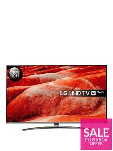 LG 55UM7660PLA 55 Inch Tv + Xbox One X Star Wars Jedi Console 1tb + 10% Back On TV £705.98 (£661.08 via BNPL) @ Very