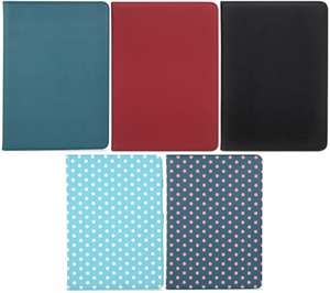 """GOJI 9.7"""" iPad Smart Cover Bundle £4 @ Currys. 5 covers in total"""
