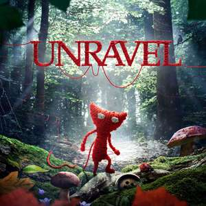 Unravel (PS4) £2.99 with ps plus @ PlayStation Store