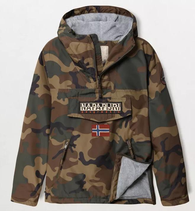Napapijri Rainforest Winter Jacket £115 @ Napapijri (£103.50 via newsletter discount)