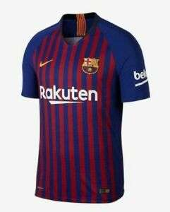 FC Barcelona home shirt mens at 50%off price £15 at till £7.50 @ Junction 32 outlet at Castleford